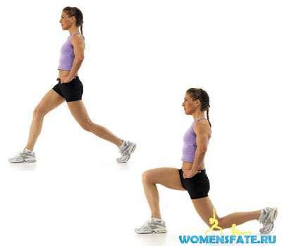 упражнение боец