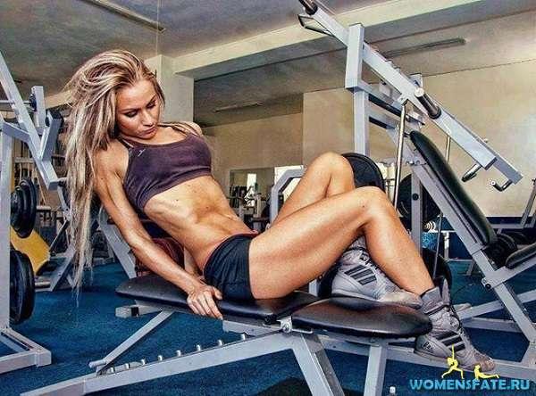 упражнения для роста ягодичных мышц
