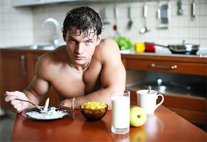Еда для спортсменов