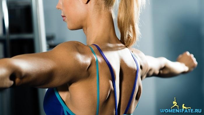 силовые упражнения для крепких мышц спины
