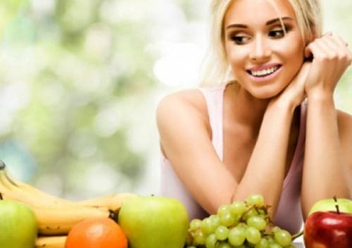 Правильное питание для девушки