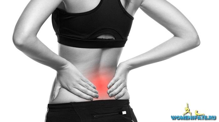 как заниматься при наличии проблем со спиной