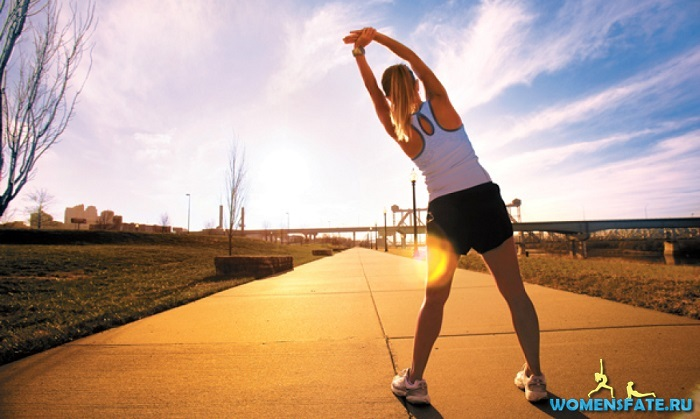 аэробные упражнения для укрепления спины