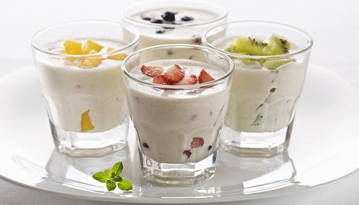 йогурт от вздутия живота