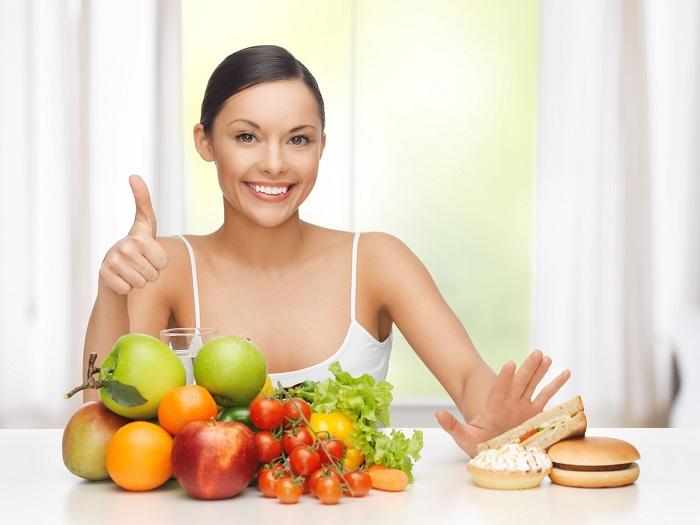 диета на неделю минус 7 кг