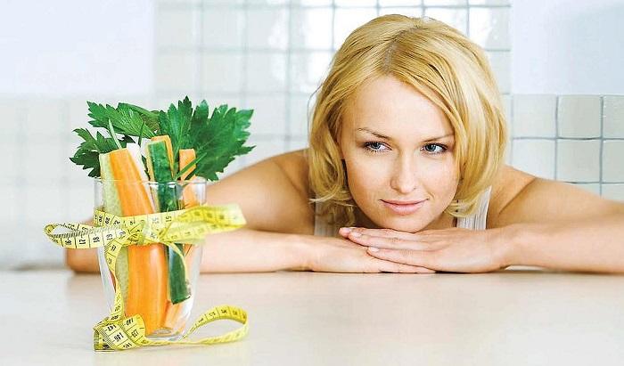 диета для женщин на неделю