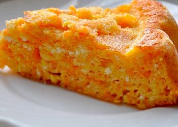 Творожно - морковная запеканка Рецепты с видео